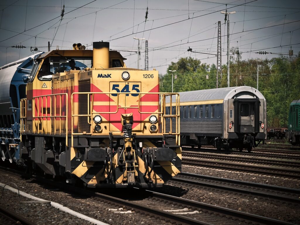 Travel via Train in India